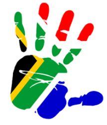 Sydafrika hand
